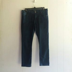 Max jeans crop style size 10